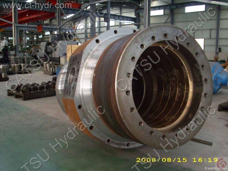 smelter hydraulic cylinder