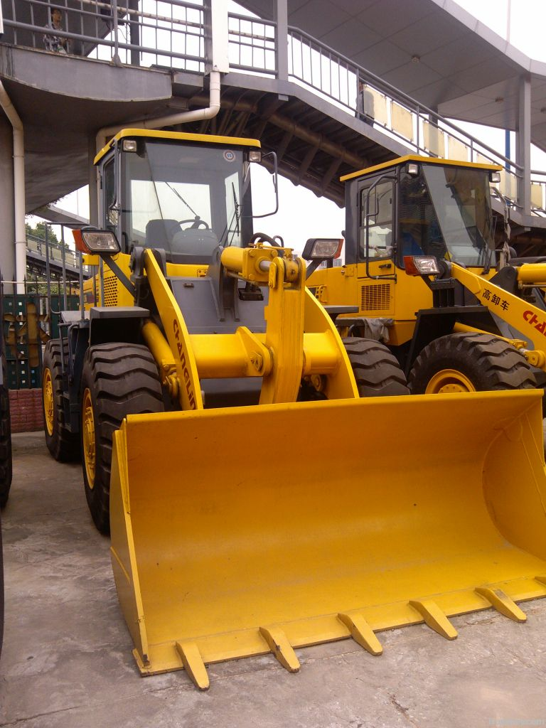 5Ton wheel loader on sale