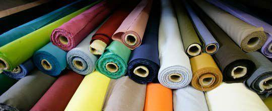 Knitted Cotton Half Mercerized Fabrics