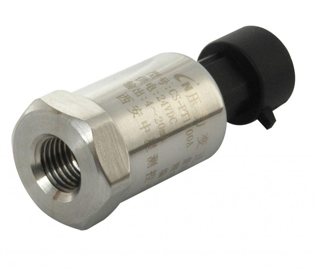 Pressur transmitters for air-compressors