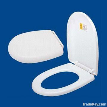New toilet cover seat