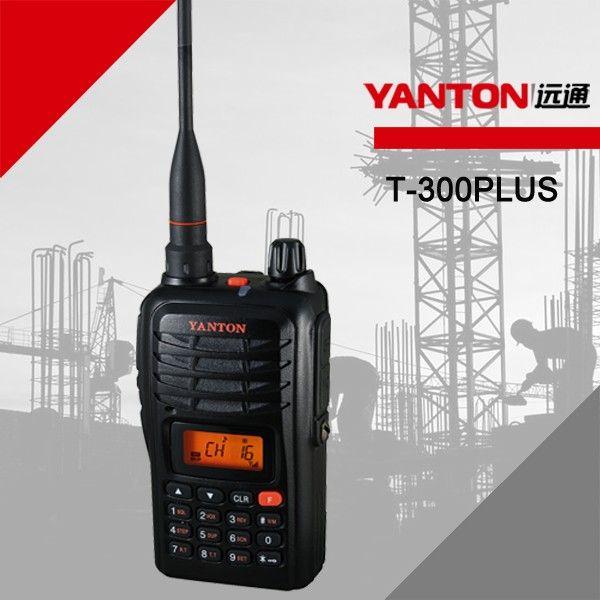YANTON T-300PLUS Amateur radio with KCC approval