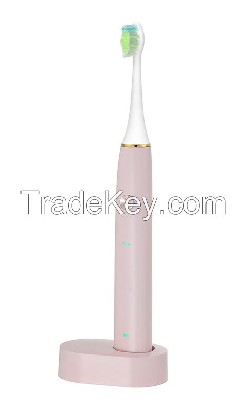 waterproof 4 modes electric sonic toothbrush