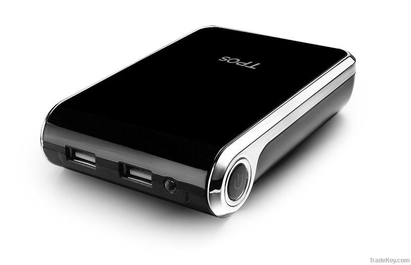 High capacity 8800mAh Portable Battery Pack