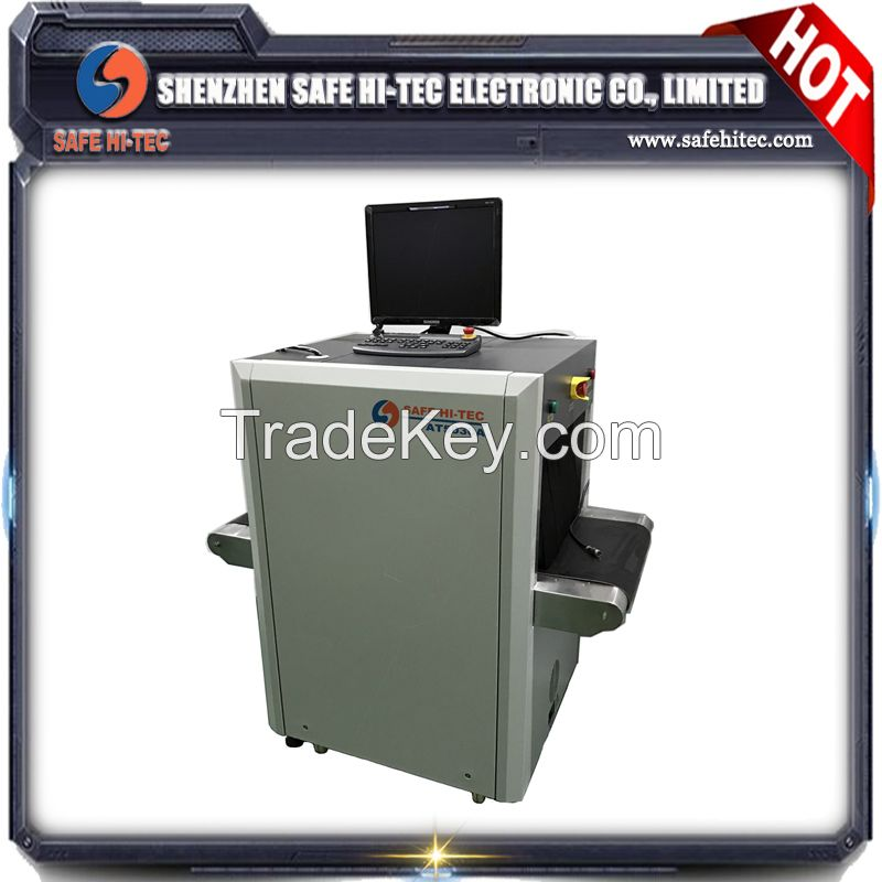 Hotel x-ray baggage scanner, small size inspection machine SA5030A(SAFE HI-TEC)