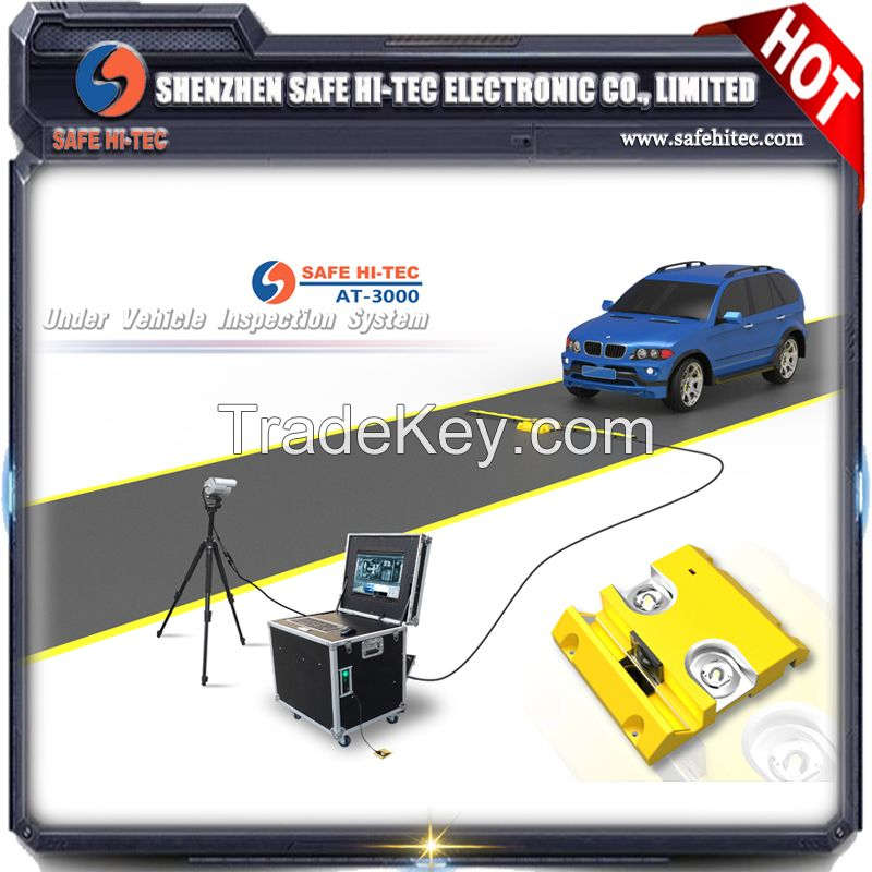 SAFE HI-TEC MOBILE UVSS, UVIS UNDER VEHICLE INSPECTION SYSTEM SA3000