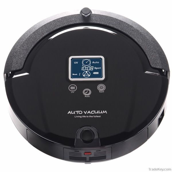 2013 Newest Robot Vacuum Cleaner Hot Sale Online