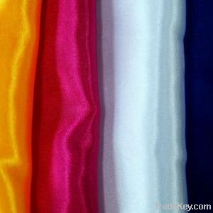 Polyester Satin Fabric For Wedding Dress