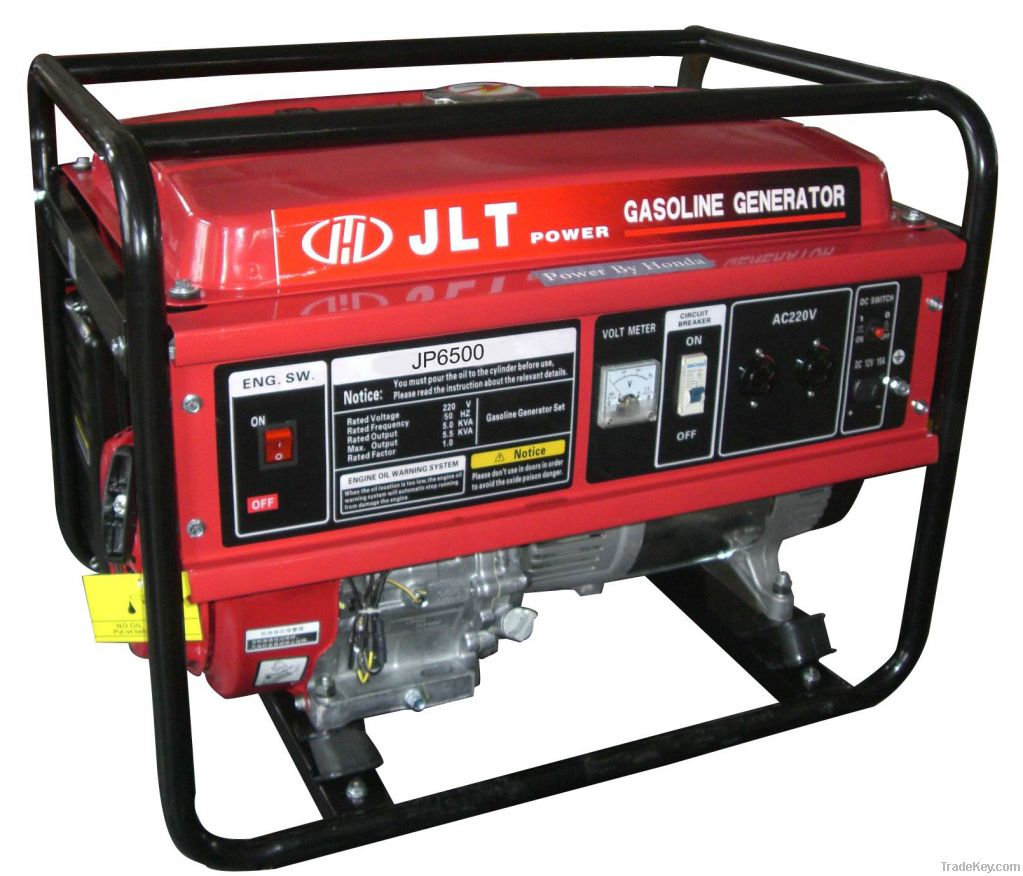 5kw Gasoline generator with ISO, CE, SONCAP certificate