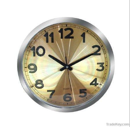 Whoesale  Matal Wall Clock Analog