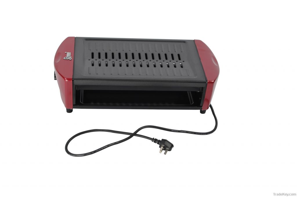 Non-Stick Smokeless Electric bbq grill