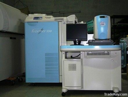 Used FUJI FRONTIER 550 DIGITAL
