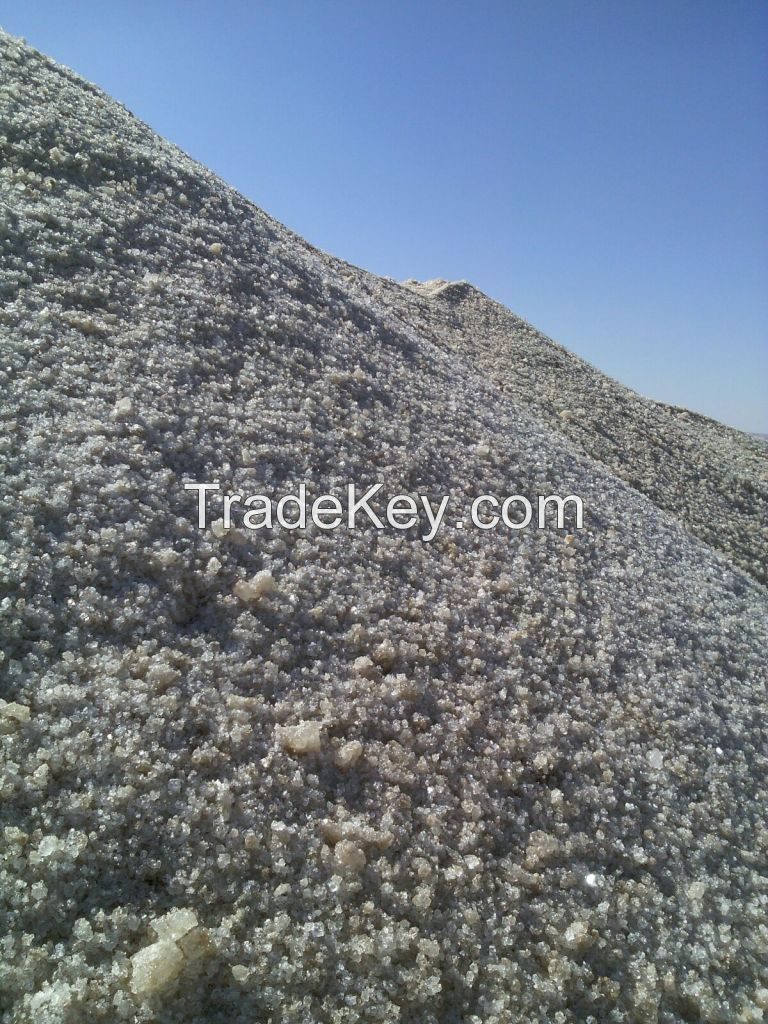 Rock Salt For Deicing