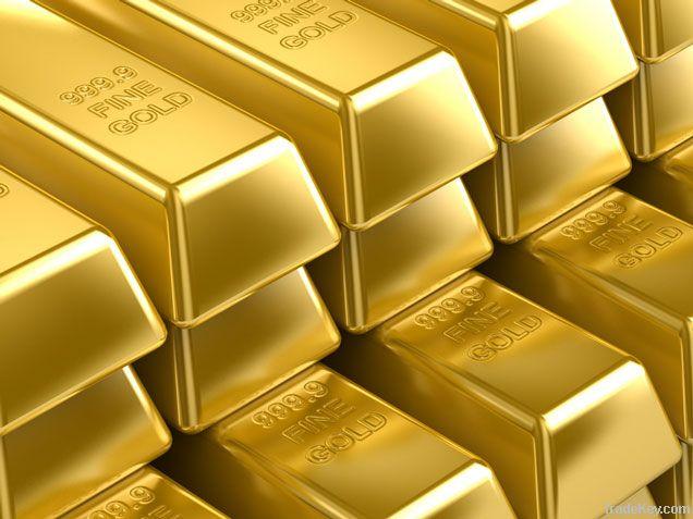 Gold Dore | Gold Bar
