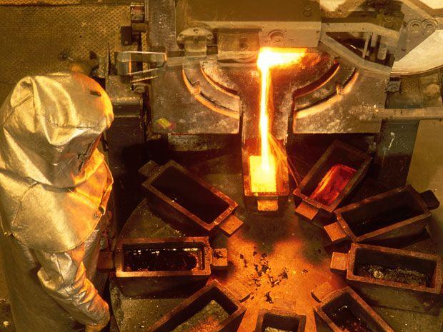 Gold REFINERY For scrap Gold, Diamonds, Silver, Metals,
