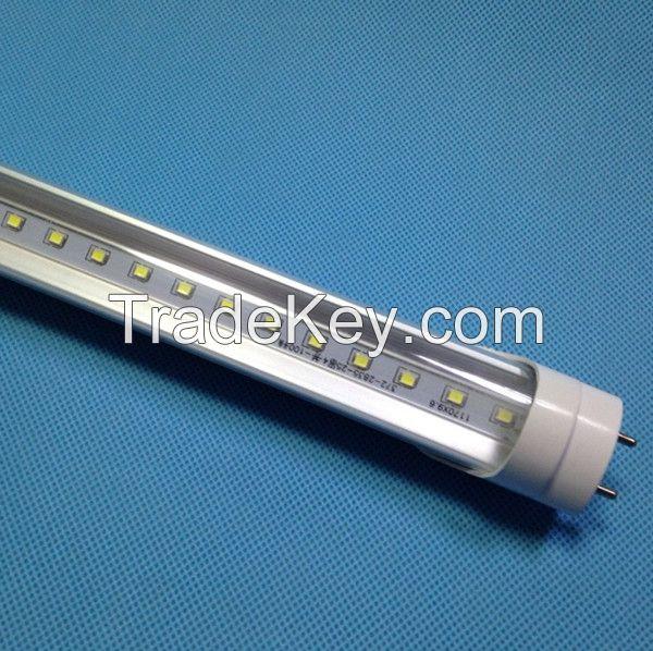 Hot 100-240v 12-24v smd2835 1.2m 1200mm 4ft 18w t8 led tube lights 18w