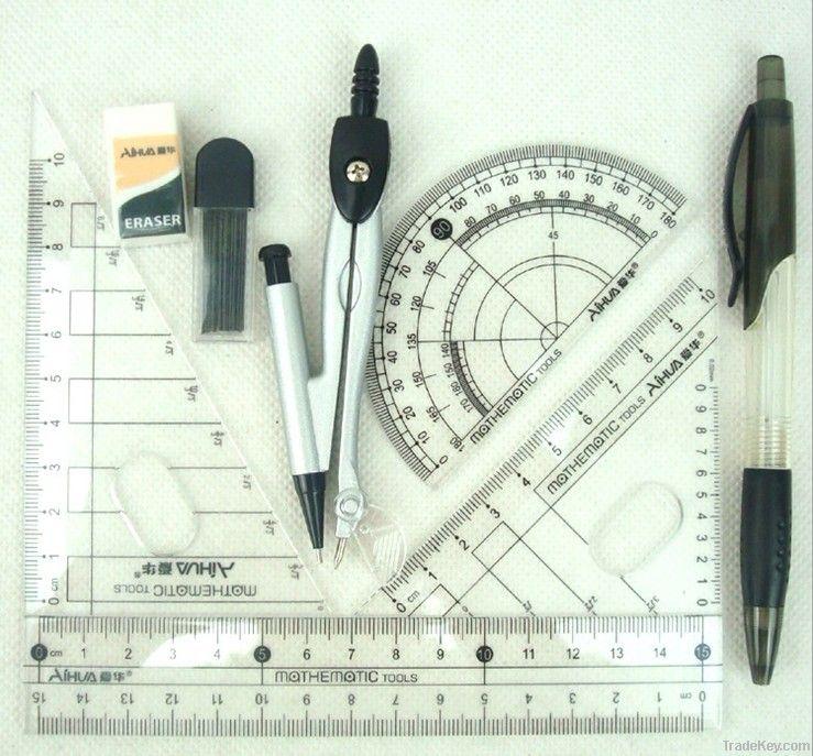 student compass set, school math compass