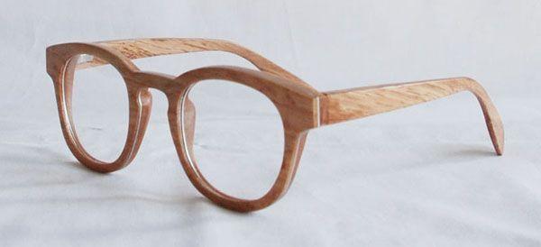 SW110 wood optical frame, wooden optical glasses