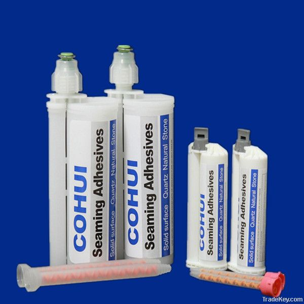 Joint Adhesive for Countops Made of Solid Sheets, Quartz Sheet