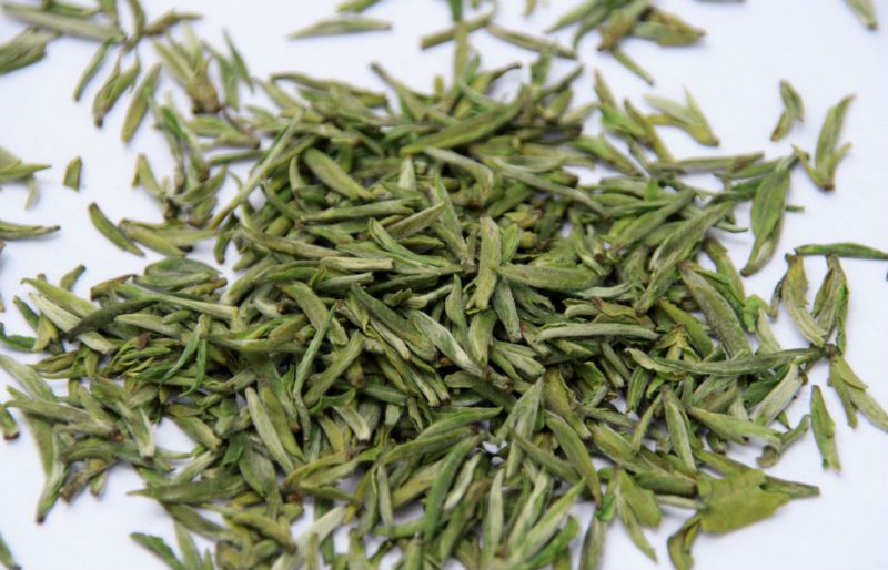100% Natural healthy green tea