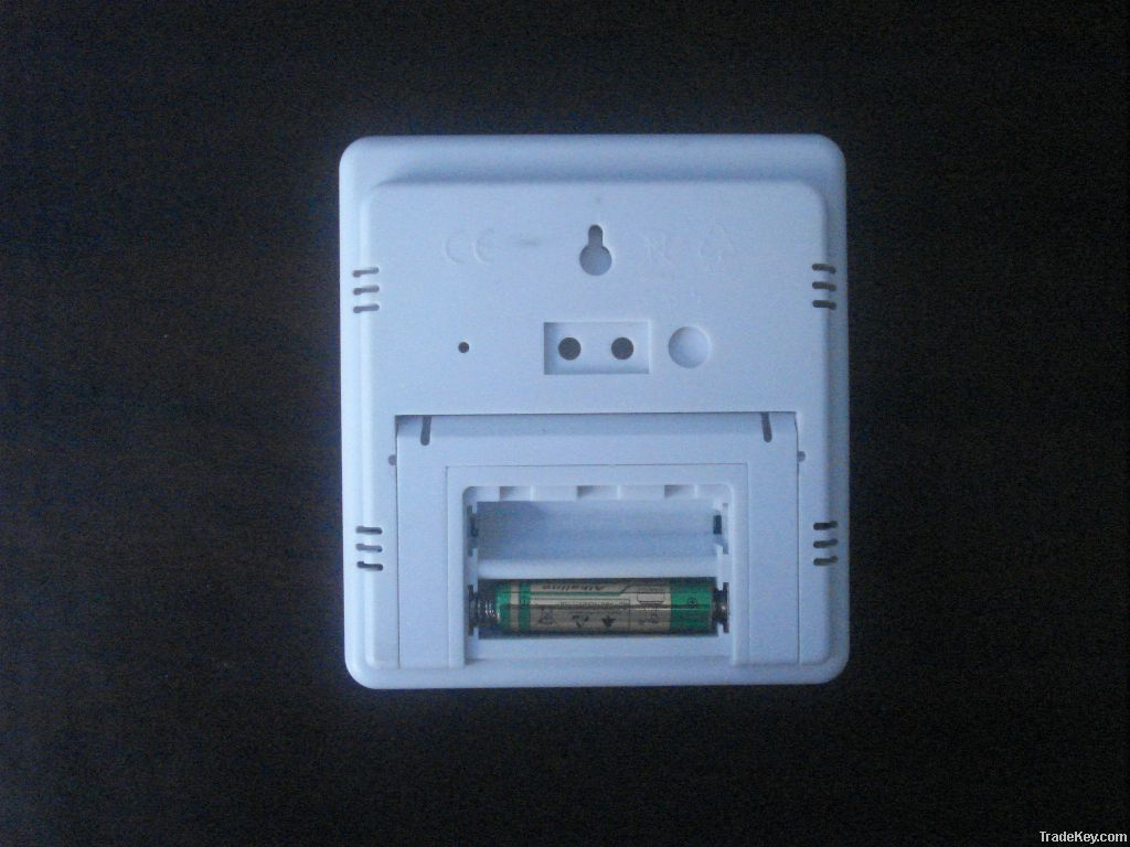 digital lcd thermo hygrometer wire or wireless