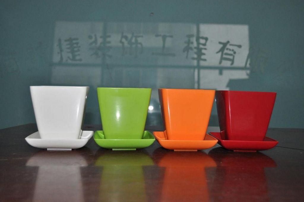 highlight square pot