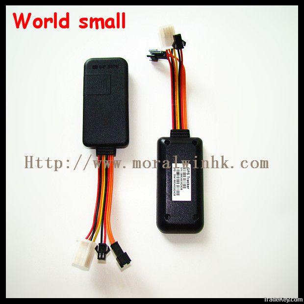 World smallest gps vehicle car tracker p168 cheap gps car tracker