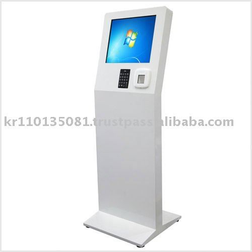 19 inch Interactive payment Kiosk terminals