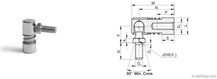 Ball Joints QI Series