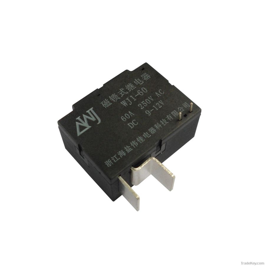 Magnetic Latching Relay 60A