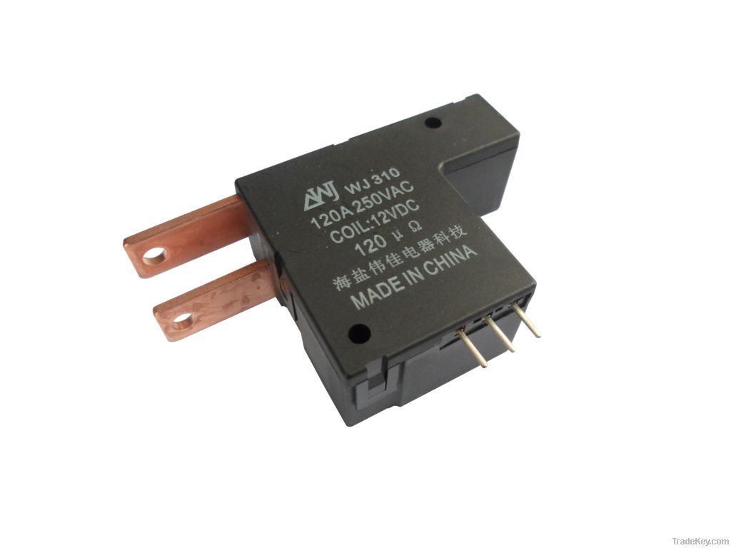 Magnetic Latching Relay 100A/120A