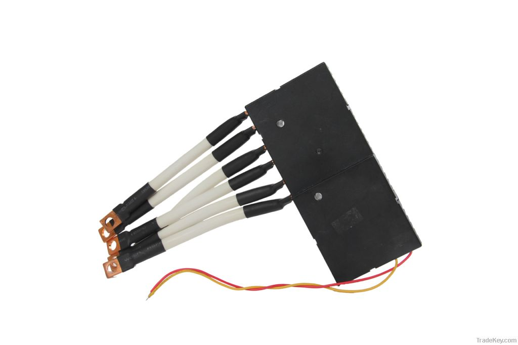 Magnetic Latching Relay 100A/120A  3 Phase