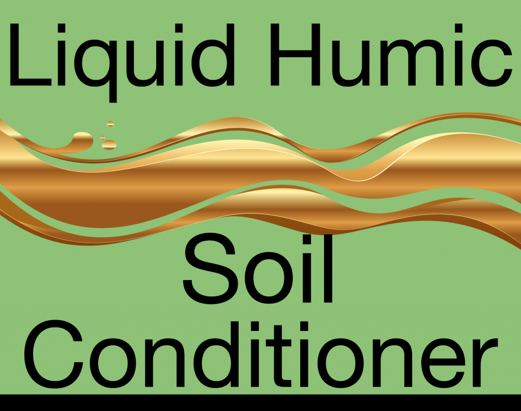 Liquid Humic Soil Conditioner for Agriculture