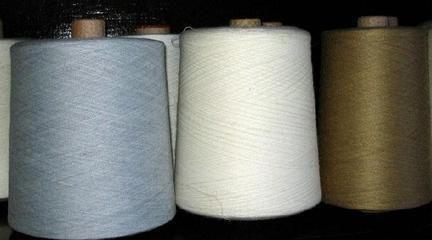 Spun Blended Acrylic Yarn