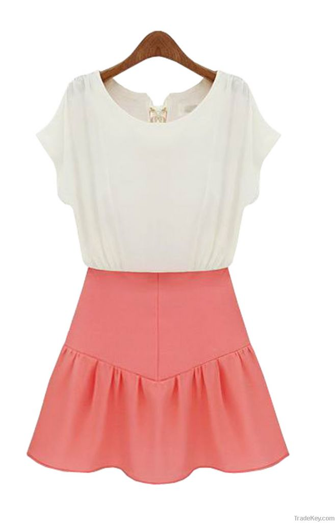 Summer casual lady's dress