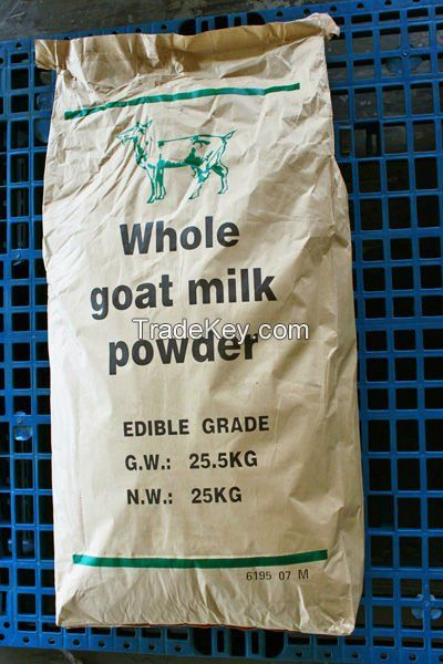 Whole Goat Milk Powder