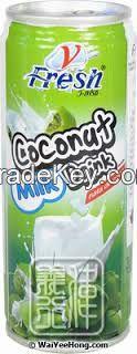 Sell Coconut Milk Drink With Nata De Coco
