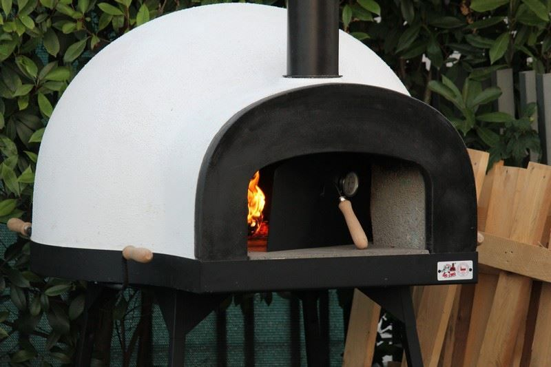 Italian portable wood oven