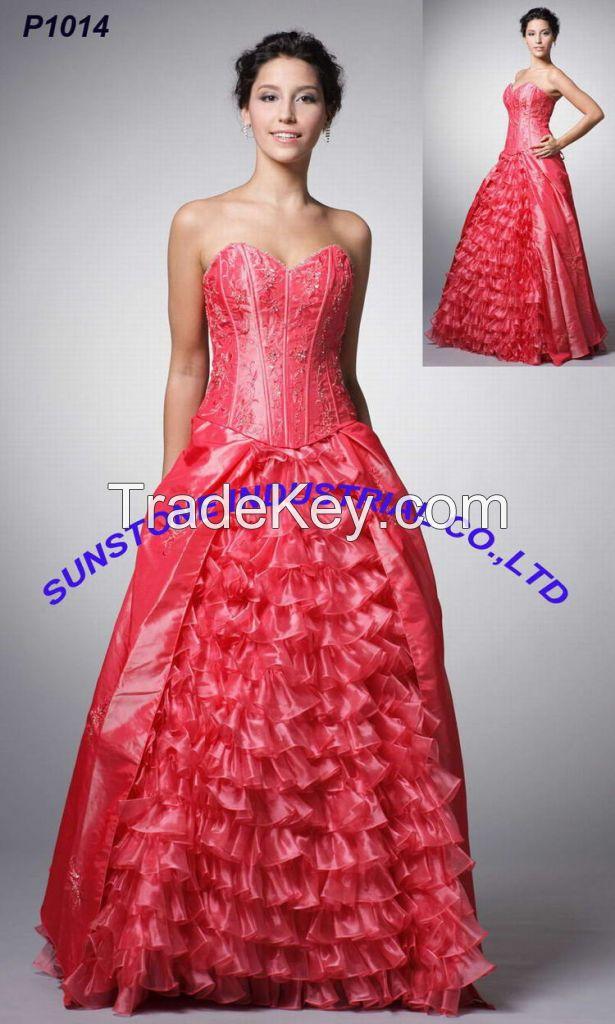 Prom dress - P1014