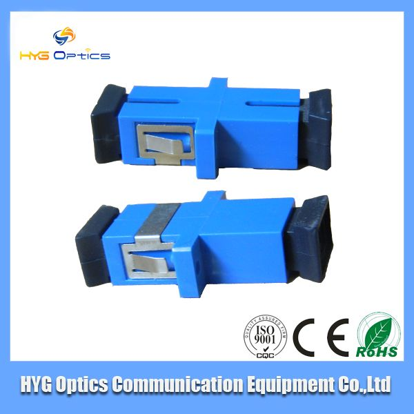 manufacturer supply high quality fiber optic adapter/adaptors SC SX DX