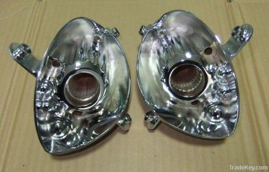 Toy parts Aluminum