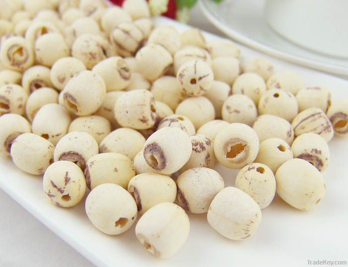 Lotus seed shelling machine