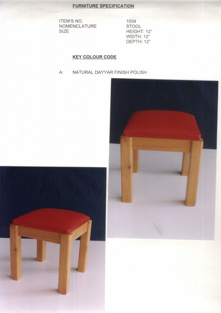 nursery stool