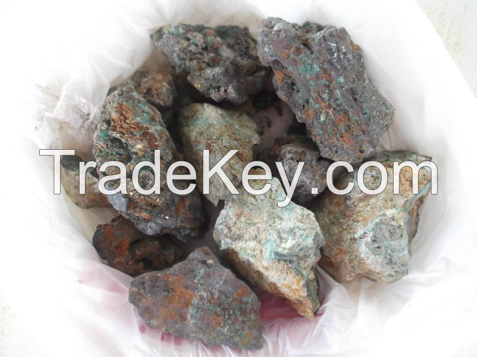 copper ore philippines