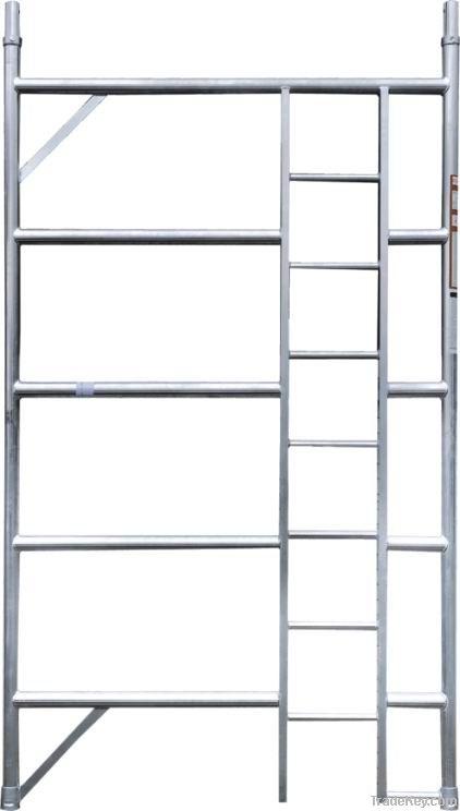 Aluminum scaffolding / ladders