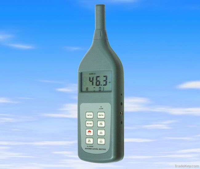 Landtek sound level meter
