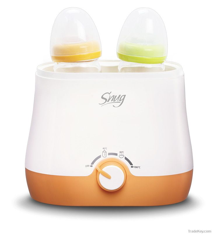 Electric Bottle Warmer with PTC heater for feeding