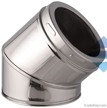 CE STOVE PIPE ELBOW
