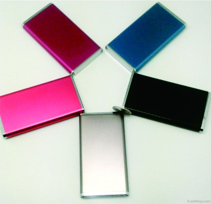 7.9mm ultra thin mobile phone charger Power Bank 4200mAh