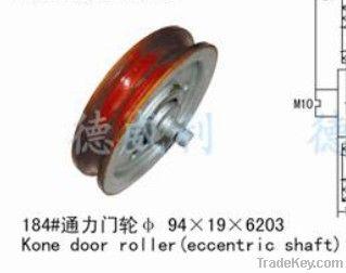 elevator door rollers
